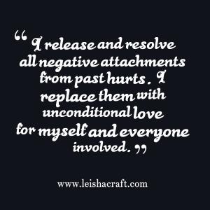 Mantra - Healing Past Hurts